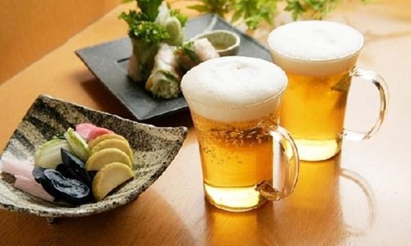 Quá trình chế biến bia